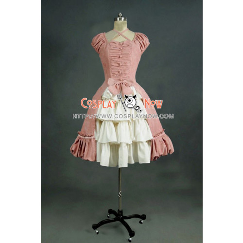 Victorian Lolita Romantic Vintage Sweet Party Gothic Lolita Dress