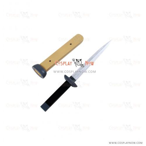 Naruto Cosplay Hatake Kakashi props with sword