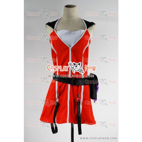 Kingdom Hearts II Cosplay Kairi Costume