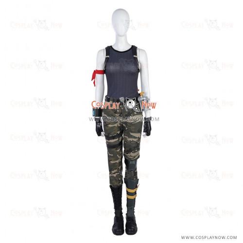 Fortnite Cosplay Mercenaries Costumes for girls