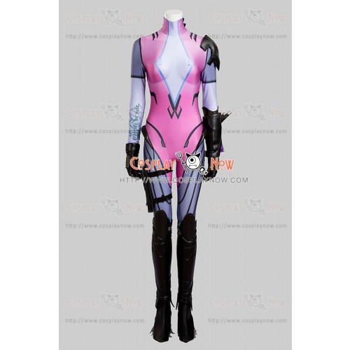 Widowmaker Amélie Lacroix Costume For Overwatch Cosplay