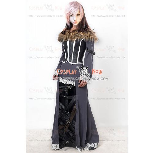 Lulu Costume For Final Fantasy X 10 Cosplay Dress